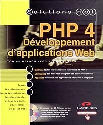 PHP 4 : Développement d'applications Web