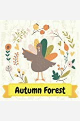 Autumn Forest: Bedtime Story for Kids About Gratitude (Happy Kids) Paperback