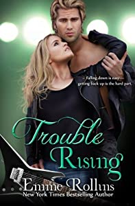 Trouble Rising: Volume 6 by Emme Rollins (2016-01-31)
