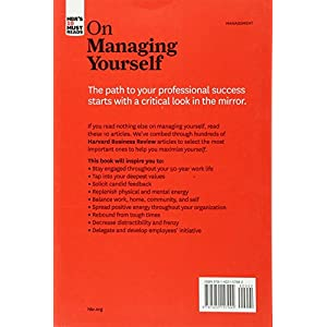"""HBR's 10 Must Reads on Managing Yourself (with bonus article """"How Will You Measure Your Life?"""" by Clayton M. Christensen)"""