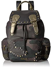 Bols_vancouver Military Studs Backpack, 4011, One Size