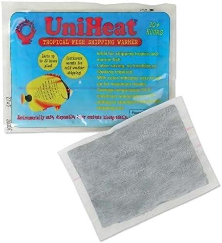 UniHeat Tropical Fish Shipping Warmer Heat Pack