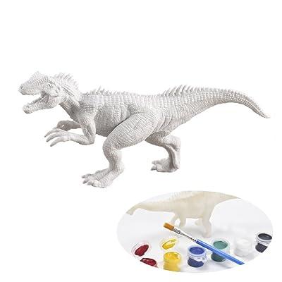 Familizo Niños Pintura Juguetes Niños Dibujo Juguetes DIY Juguete Educativo Dinosaurio Decoración Centros De Actividades Creativas Juguetes Educativos: Juguetes y juegos
