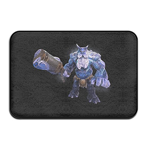 [Smite Outdoor Mat] (Costume Quest 2 Player)