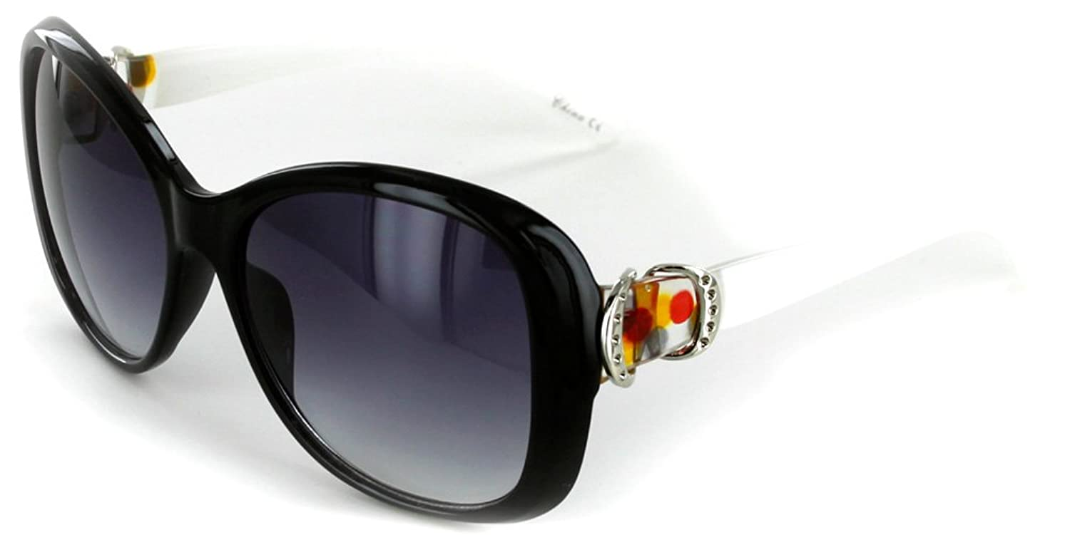 """Capri"" Fashion Oversized Sunglasses with Butterfly Shape for Stylish Women"