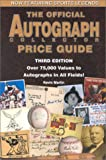 The Official Autograph Collector Price Guide, Kevin Martin, 0966971051