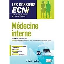 Médecine interne - 30 dossiers progressifs et 10 dossiers en ligne