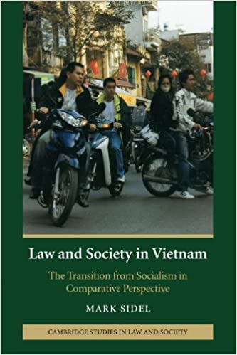 Law and Society in Vietnam: The Transition from Socialism in