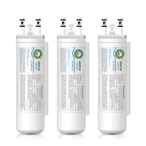GREPUR WF3CB Replacement for Filter Frigidaire WF3CB Puresource Replacement Water Filter - 3 pack by GREPUR