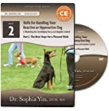 Skills for Handling Your Reactive or Hyperactive Dog - A Workshop for Developing Focus and Impulse Control - Part 2: The Next Steps for a Pleasant Walk (Live-Recorded Workshop)