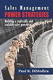 Sales Management Power Strategies 9781933598284