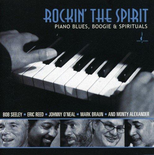 SACD : Rockin' the Spirit : Piano Blues Boogie & Spirituals (Hybrid SACD)