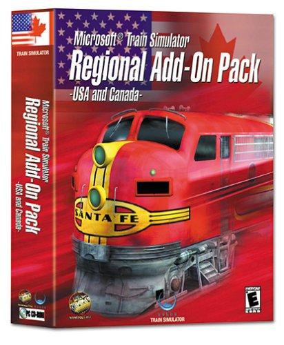 Regional Train Simulator Add-On Pack - USA & Canada (輸入版) B00005Y4PV Parent