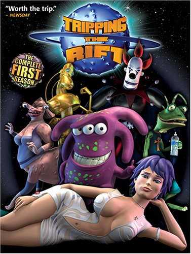 Tripping the Rift - The Complete First Season by Anchor Bay Home Entertainment