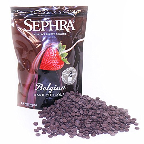 Great Deal! Sephra Belgian Dark Chocolate