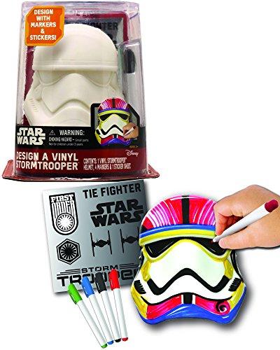 Review Star Wars Design a Vinyl Storm Trooper Play Set