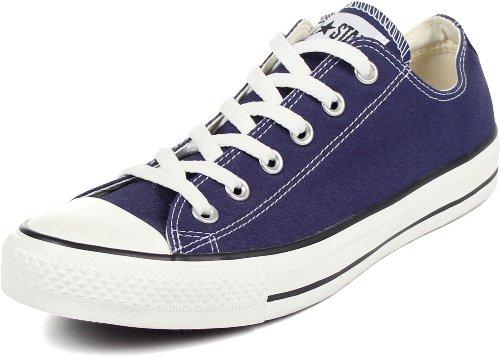 Converse Mens All Star Ox (blauw Lint 12,0 M)