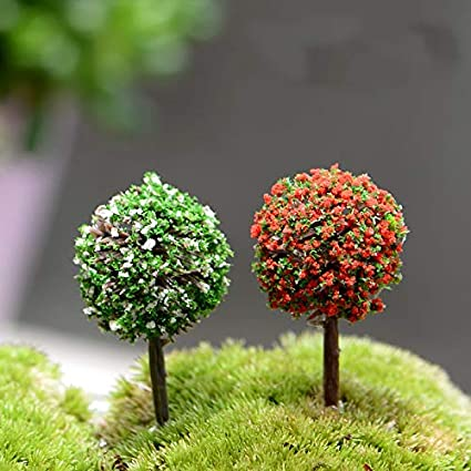 Amazon Com Zanan Figurines Miniatures Mini Garden Decorations