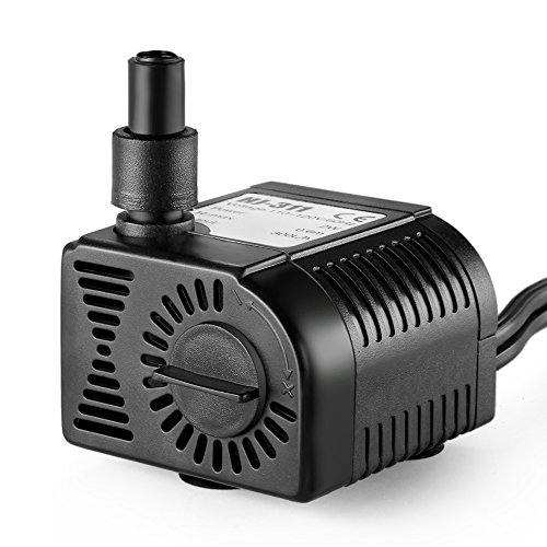 Flexzion Submersible Powerhead Aquarium Hydroponic