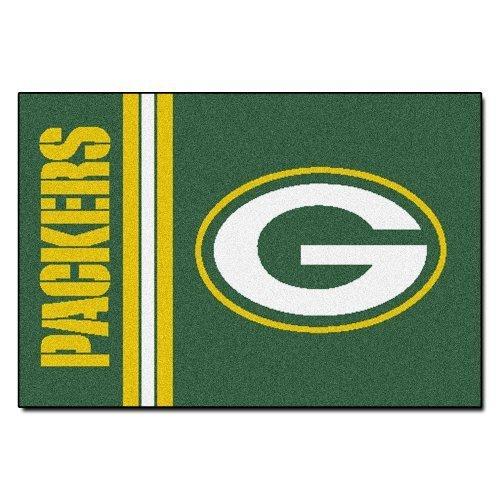 Fan Mats Green Bay Packers Starter Mat by Fanmats