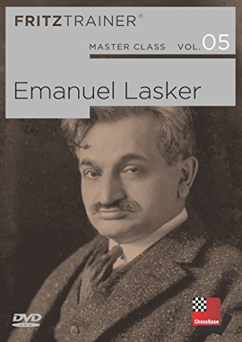 MASTER CLASS – Emanuel Lasker – Vol. 5 by ChessBase