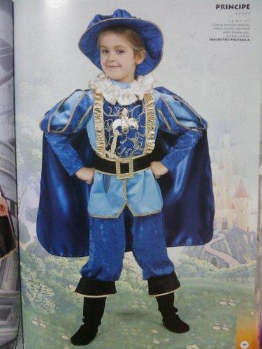 raccolta di sconti assolutamente alla moda goditi il prezzo più basso fiori paolo 57112 costume principe azzurro 32 4/5: Amazon.it ...