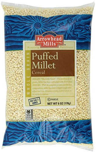 Arrowhead Mills Puffed Millet Cereal, 6 oz