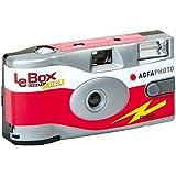 AgfaPhoto LeBox Flash Appareil photo jetable