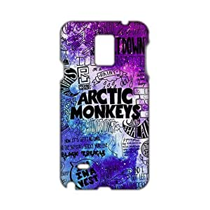 Angl 3D Case Cover Rockband ArctiC Arctic Monkeys Phone Case for For Iphone 4/4S Cover