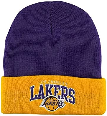 Baloncesto Los Angeles Lakers de la NBA gorro: Amazon.es: Deportes ...