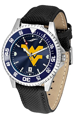 (SunTime West Virginia Competitor AnoChrome - Color Bezel Watch)