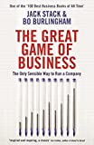 img - for The Great Game of Business: The Only Sensible Way to Run a Company book / textbook / text book