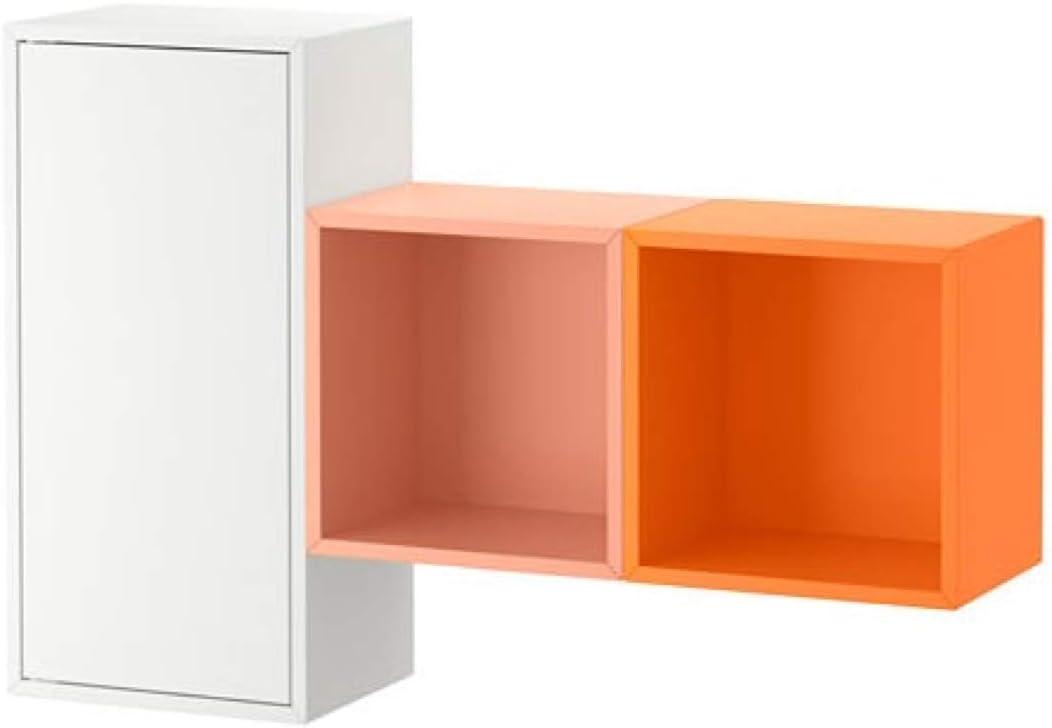 IKEA Eket 891.890.60 - Armario de pared (combinado, 3/8 x 9 ...