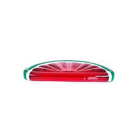Anillo de natación AMINSHAP Inflatable Swim Ring Water Piña Sandía Rainbow Pizza Cactus Berenjena Forma Flotante