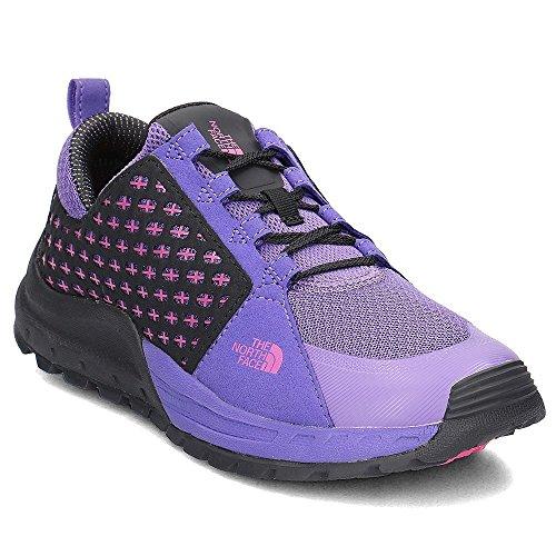 The North Face Bjerg Sneaker Kraftig Violet / Pink Violet Pbg4K4rIXr