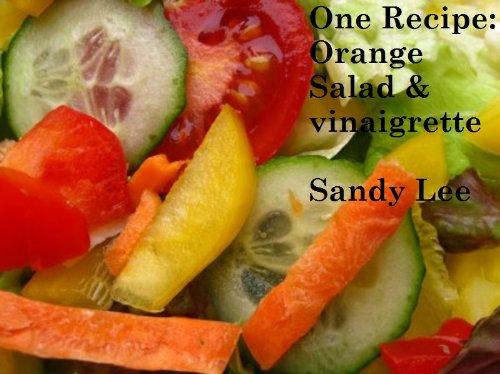 orange vinaigrette dressing salad recipes - 2