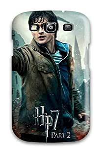Galaxy Cover Case - Daniel Radcliffe In Deathly Hallows Part 2 Protective Case Compatibel With Galaxy S3