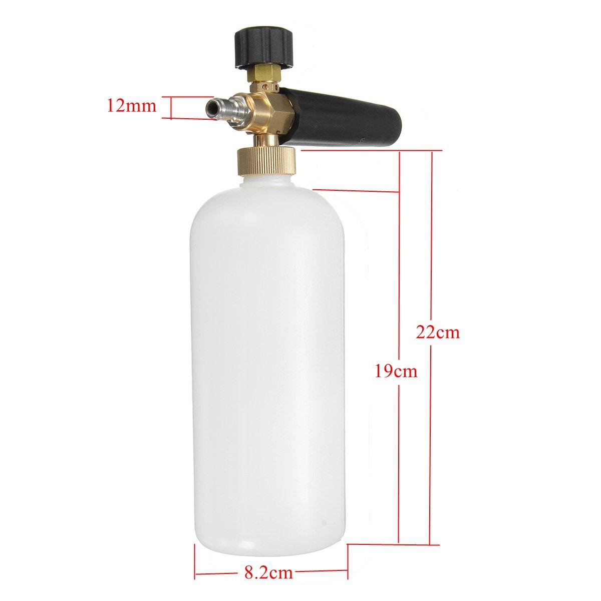 Amazon.com: ELUTO Botella pistola para lavar el auto ...