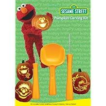Paper Magic Group Pumpkin Carving Kit, Sesame Street
