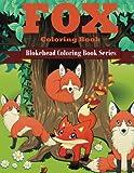 Fox Coloring Book: ( Blokehead Coloring Book Series)
