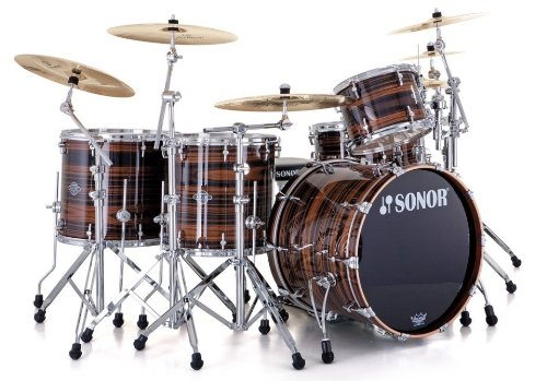 Sonor Ascent ASC11 Studio · Schlagzeug