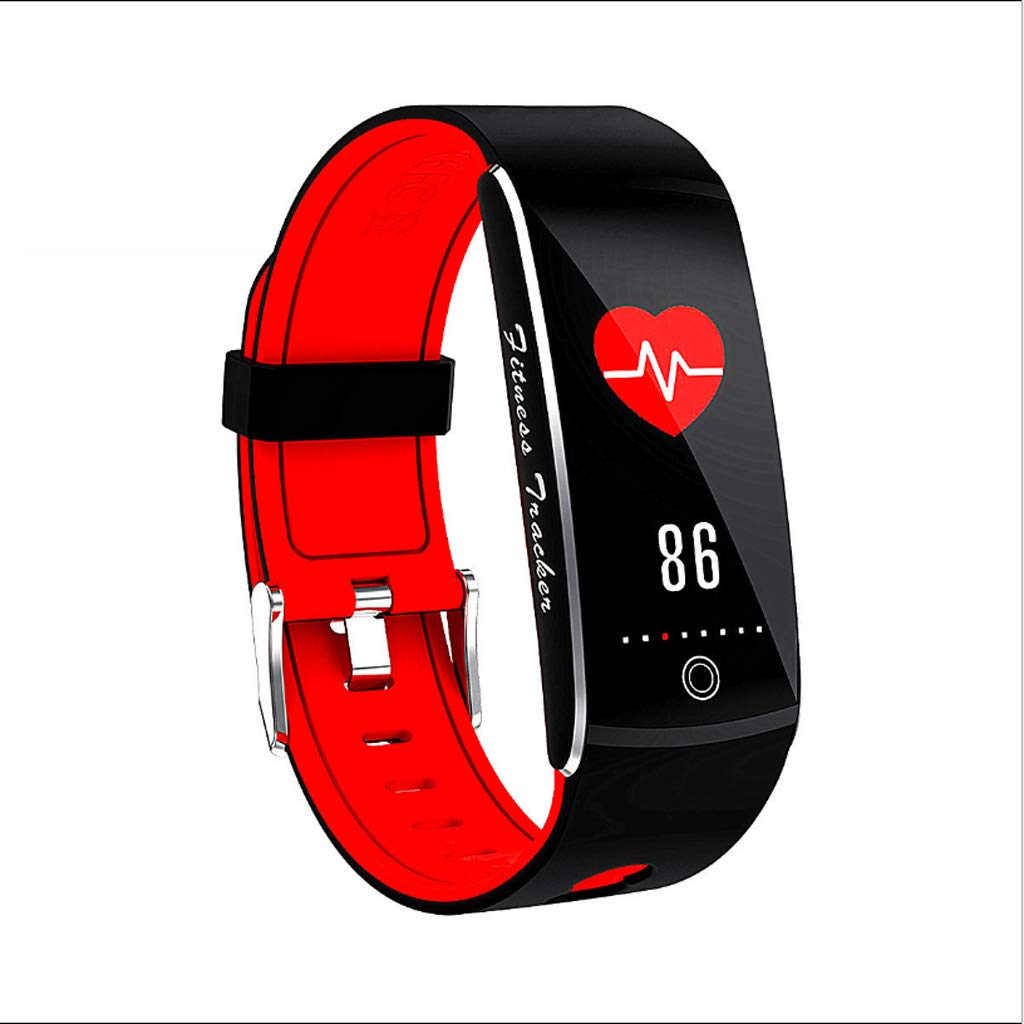 New Smart Bracelet Tempered Waterproof Touch Bracelet Call Reminder Information Push Sleep Analysis Android,iOS