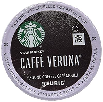 Starbucks Cafe Verona Blend 96 K Cups