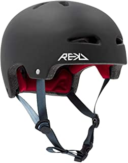 Rekd Ultralite In-Mold Helm grau