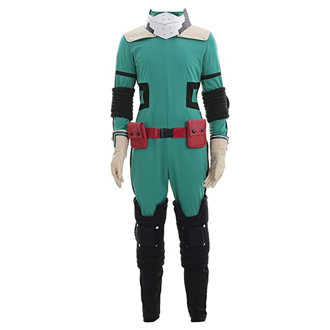 CosplayDiy Mens Suit for My Hero Academia Akademia Izuku Midoriya Cosplay