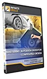 Mastering Autodesk Inventor - Configured Design - Training DVD