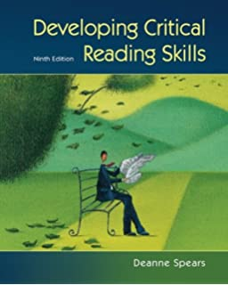 ERIC/RCS: Developing Critical Reading and Thinking Skills