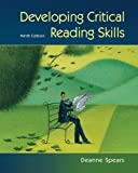 img - for Developing Critical Reading Skills book / textbook / text book