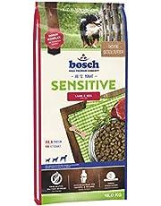 bosch HPC Sensitive Lamm & Reis | Hundetockenfutter für ernährungssensible Hunde aller Rassen