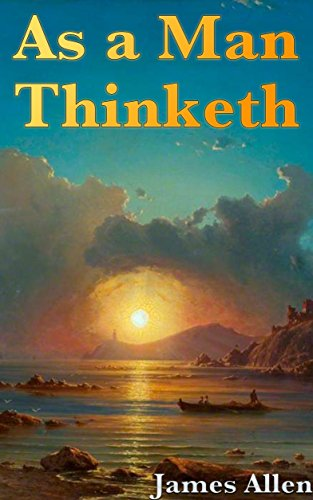 As a Man Thinketh (+Audiobook): With a Recommended Collection - Rw Emerson